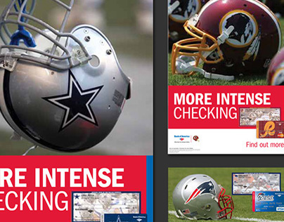 Bank of America NFL Checking with NFL Experience