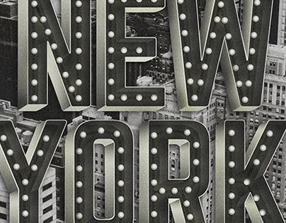 Lettering NY