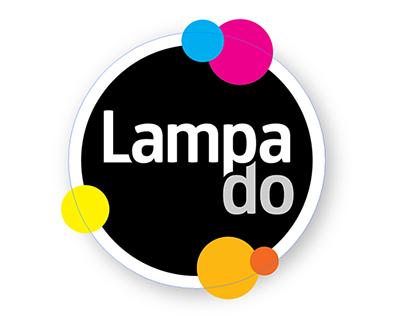 Projekt Logo - Lampado