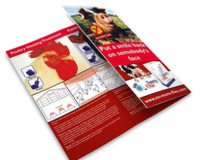 Pest Control Leaflets and Flyers