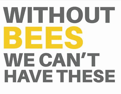 Bee Awareness Poster