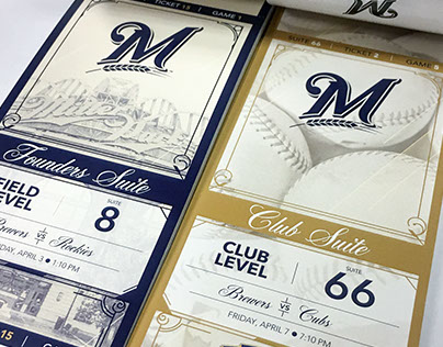 2017 Milwaukee Brewers Suites Tickets