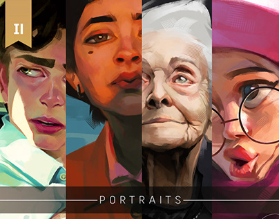 PORTRAITS_Collection # 03