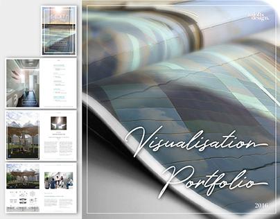 AALofts Design   Visualisation Portfolio 2016