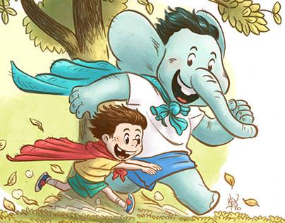 Friends - Superhero Adventures
