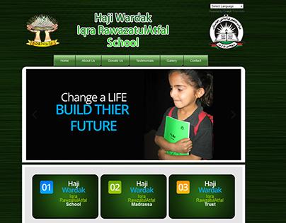 Haji Wardak RozatulAtfal Trust