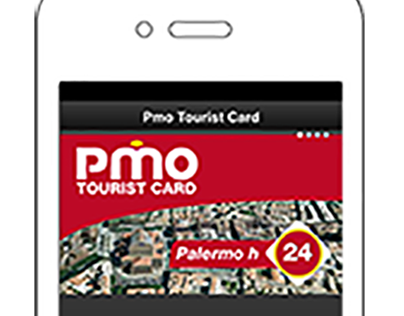 Web App - PMO Tourist Card
