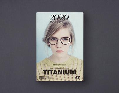 20/20 europe - issue 02 - titanium
