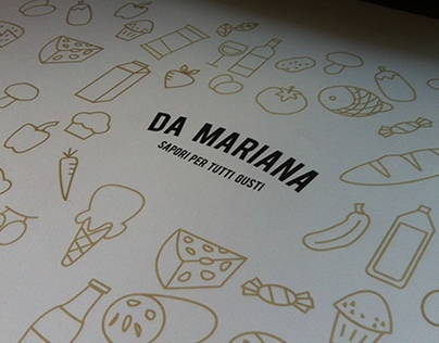 Da Mariana Packaging Design
