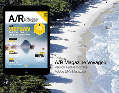 A/R Magazine Voyageur