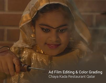 Chayakkada Qatar Ad Film