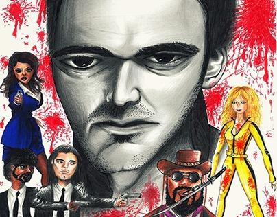 Tarantino and The Bloody Gang