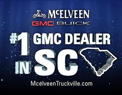 Motion Graphics: McElveen GMC (for Krash Creative)