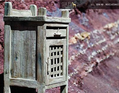 Cepajes | Arte Mueble Rural
