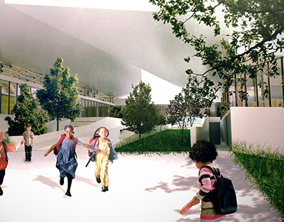 School in Gaziantep, Turkey / ISOVER Contest 2014