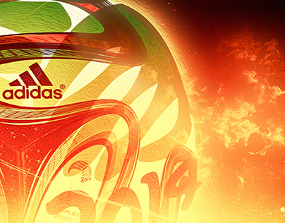 Brazil Fifa 2014 Poster