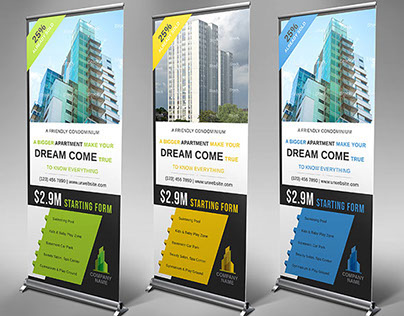 Apartment Sell Banner