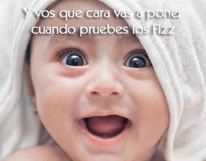 Campaña Caramelos Fizz