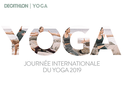 Decathlon Yoga | Semaine internationale du yoga (2019)