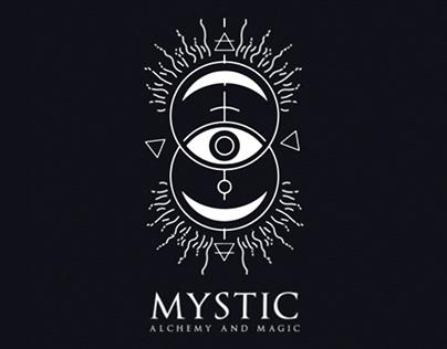 Mystic Dominion Logo Animation