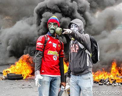 Opening World Cup in Venezuela