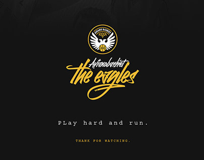 CORPORATE IDENTITY | THE EAGLES