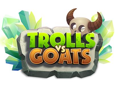 Trolls vs Goats
