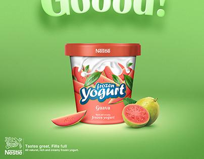 Nestle-Frozen Yogurt