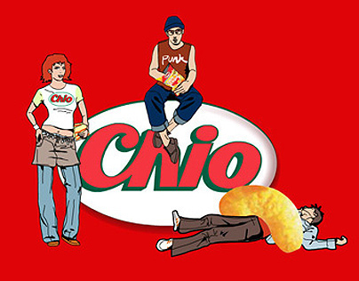 Chio Chips - Website