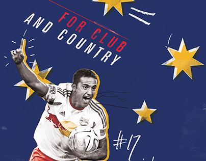 MLS - World Cup Heroes