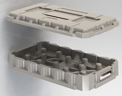 Porta Engranajes para Planta de VW
