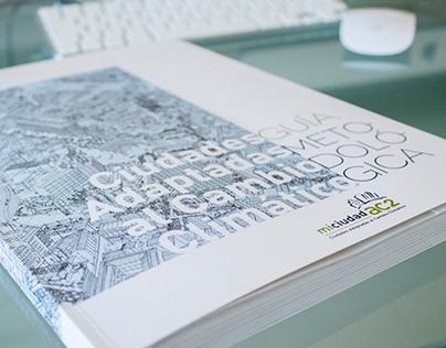 Libro UE. Ciudades sostenibles. Proyecto editorial.