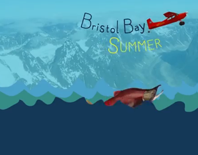 Bristol Bay Summer: book trailer