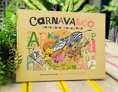 Carnavaleo Alfabeto Juguetón (Libro Ilustrado)