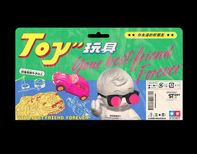Ⓢ 故事StoryStudio 六月關鍵字:玩具,你永遠的好朋友