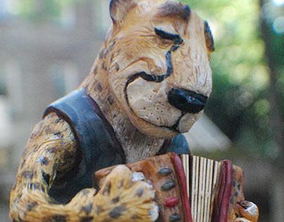 The Musical Cheetah