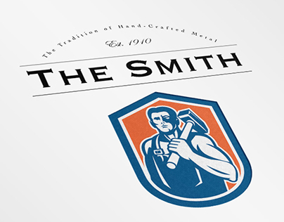 The Smith Handcrafted Metal Products Logo