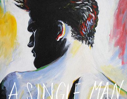 A Single Man - Book Cover
