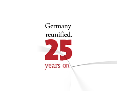 Germany reunification ident