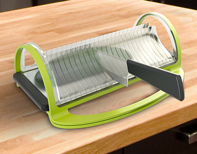 Chopping Aid - design for the physically disabled
