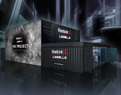 Reebok / Les Mills, The Project: IMMERSIVE FITNESS™
