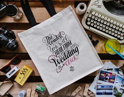 Lettering for Marinkovic | Weddings