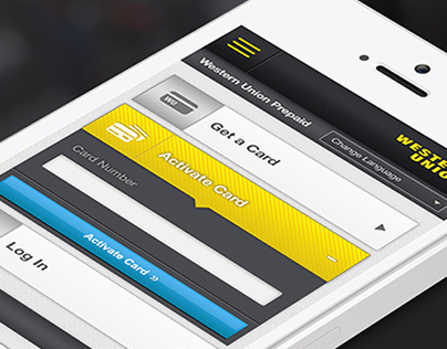 Western Union Prepaid Mobile Site