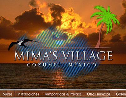 Mima's Village Cozumel