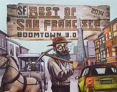SF Weekly Best Of San Francisco