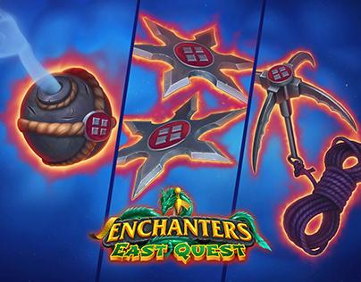 Enchanters: East Quest (Spells & Items)
