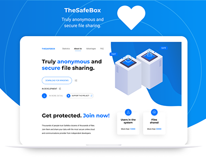 TheSafeBox Redesign [2019]