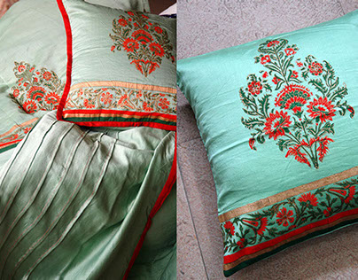 Festive Home Linen Collection