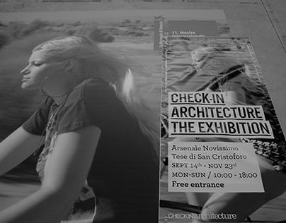 Check-in Architecture. The Exhibition.
