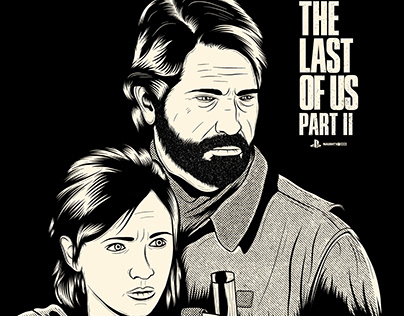 The Last Of Us Part II Advertising Concept